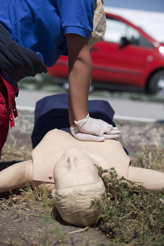 Førstehjælpskursus Godkendt Til Kørekort I København Røde Kors
