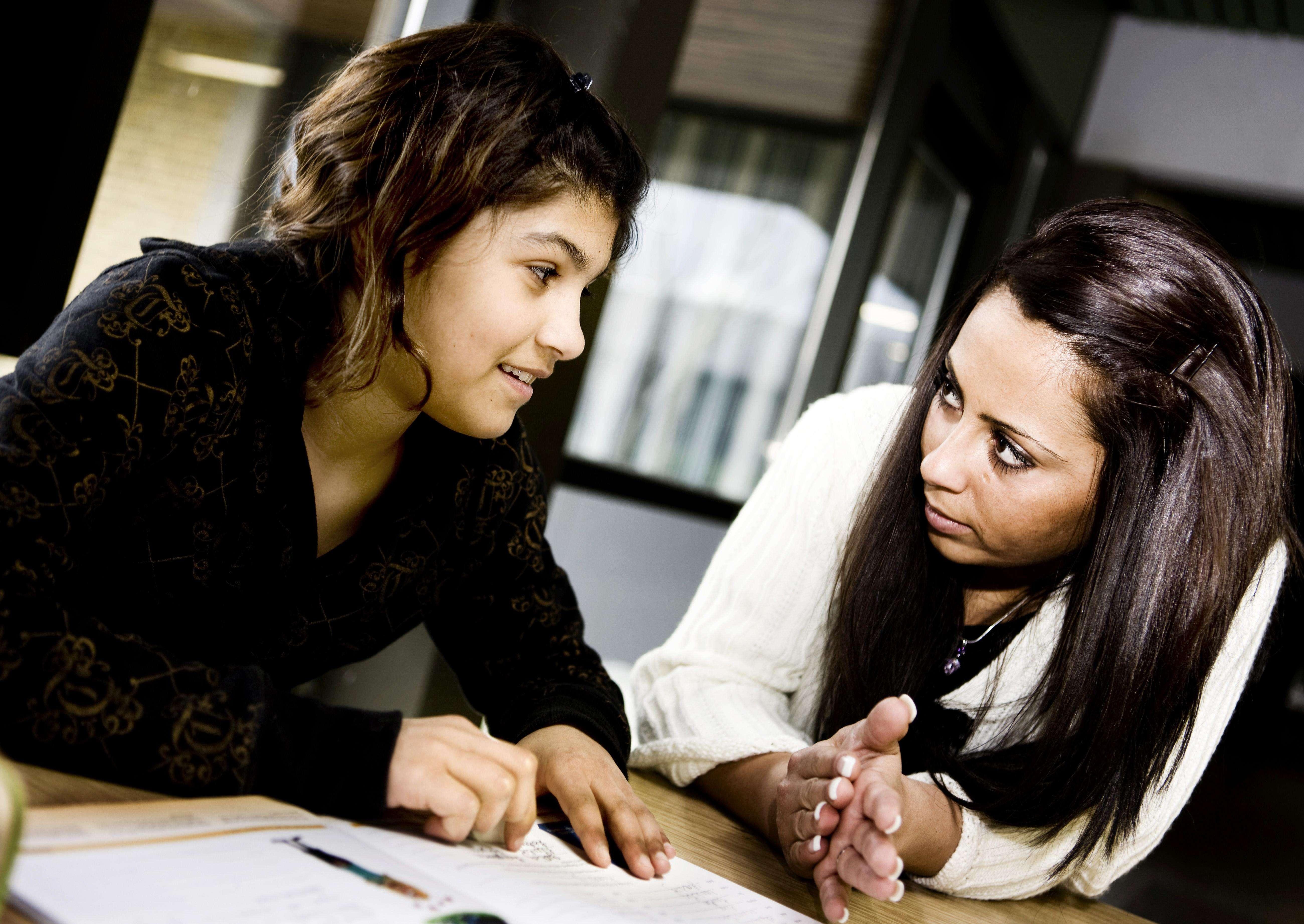 mentor for flygtninge og immigranter