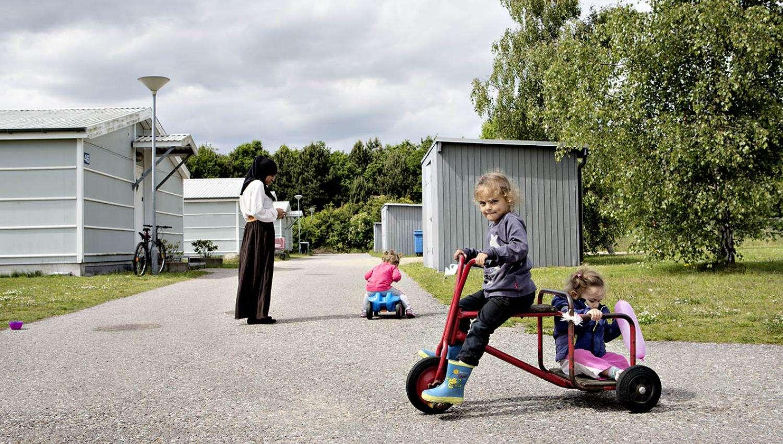 asylcentre i dk