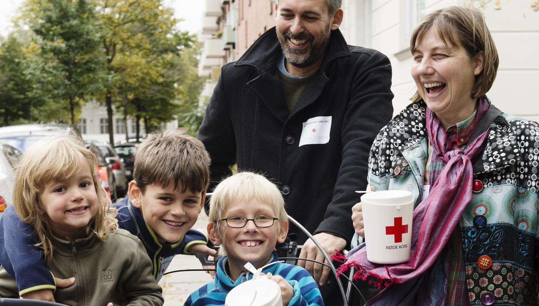 røde kors frivillig udlandet