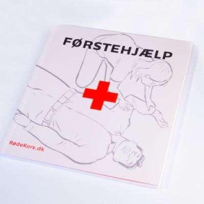 rød kors førstehjælpskursus